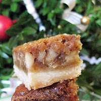 Butter Tart Squares Recipe: Pecan Pie in a Bar