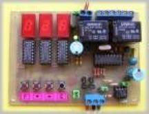 pic16f84 pt100 LM35 termostat
