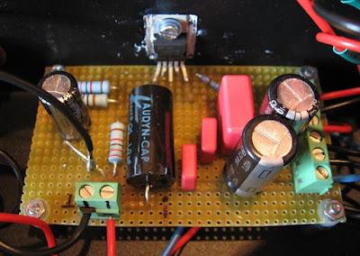 tda2050 amp.