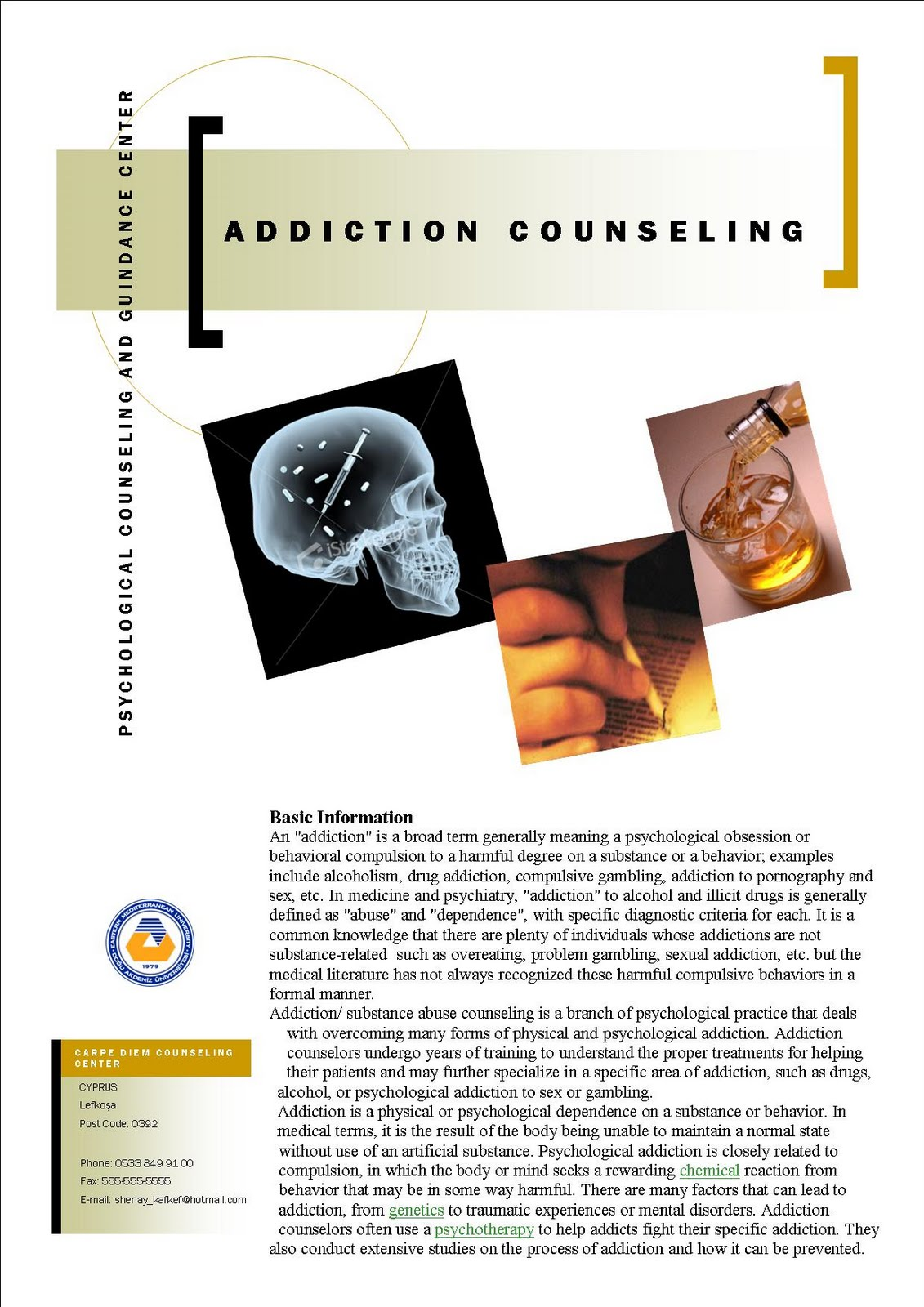 Substance Abuse and Addiction Counseling most hired college majors