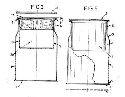Invento nuevo: envase autocalentable