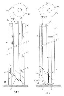 Invento: Puerta cortafuegos