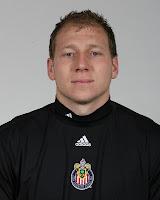 Brad Guzan, Chivas USA, goalkeeper