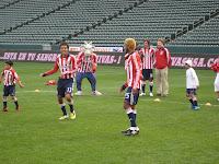 Chivas USA, Jonathan Bornstein, Lawson Vaughn