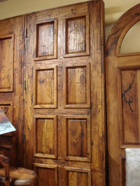 Mesquite company sonora puertas para entrada principal de for Puertas en madera entrada principal