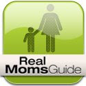 Friend Real Moms Guide on Facebook
