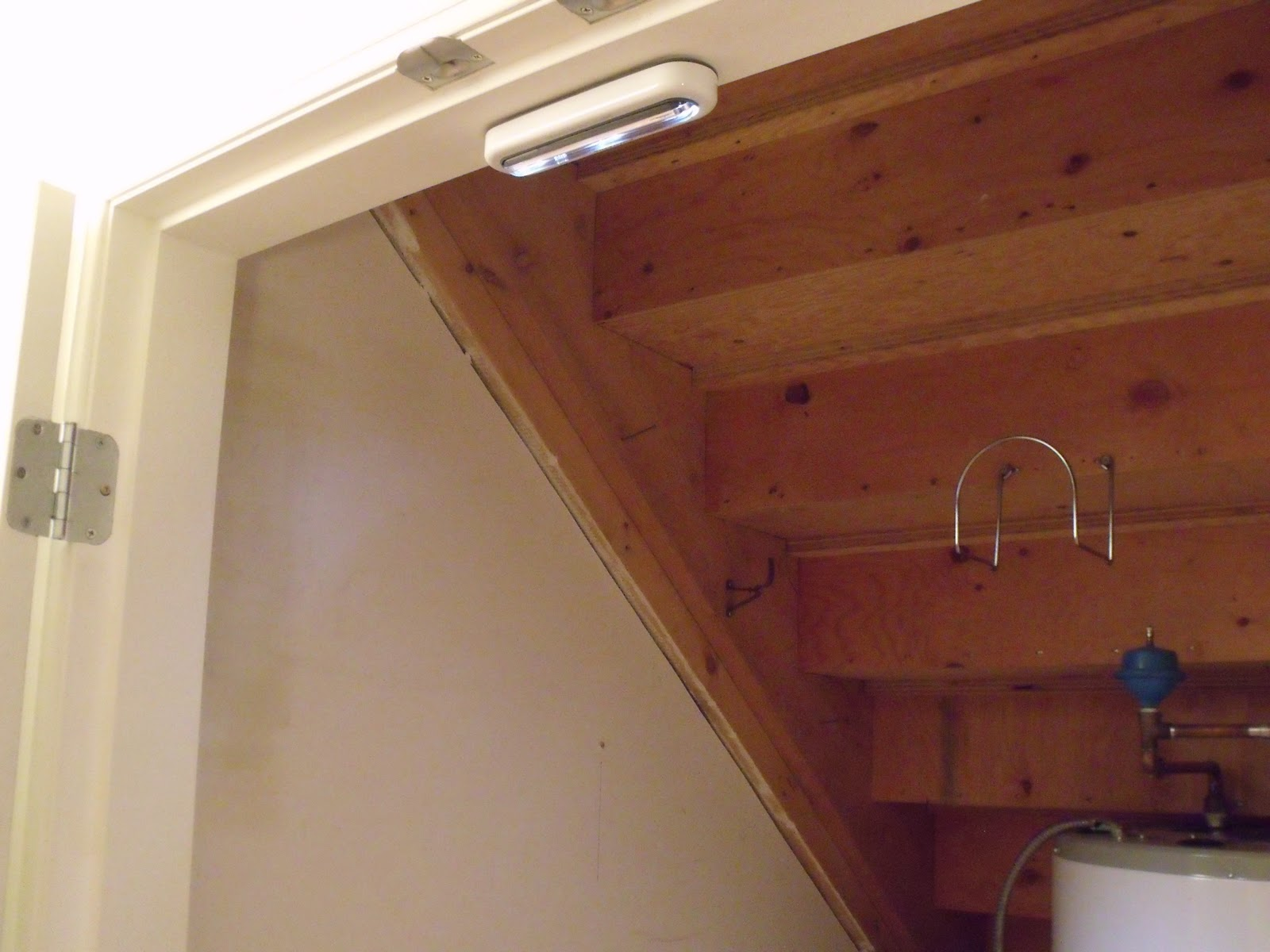 Home Thoughts From A Broad The Cupboard Under The Stairs