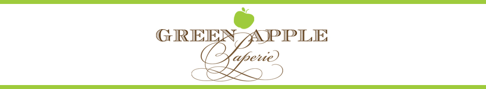 green apple paperie