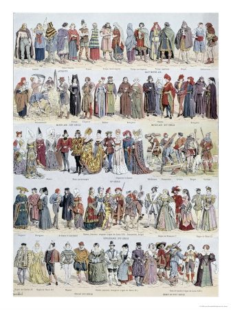 18th century french fashion plates 14