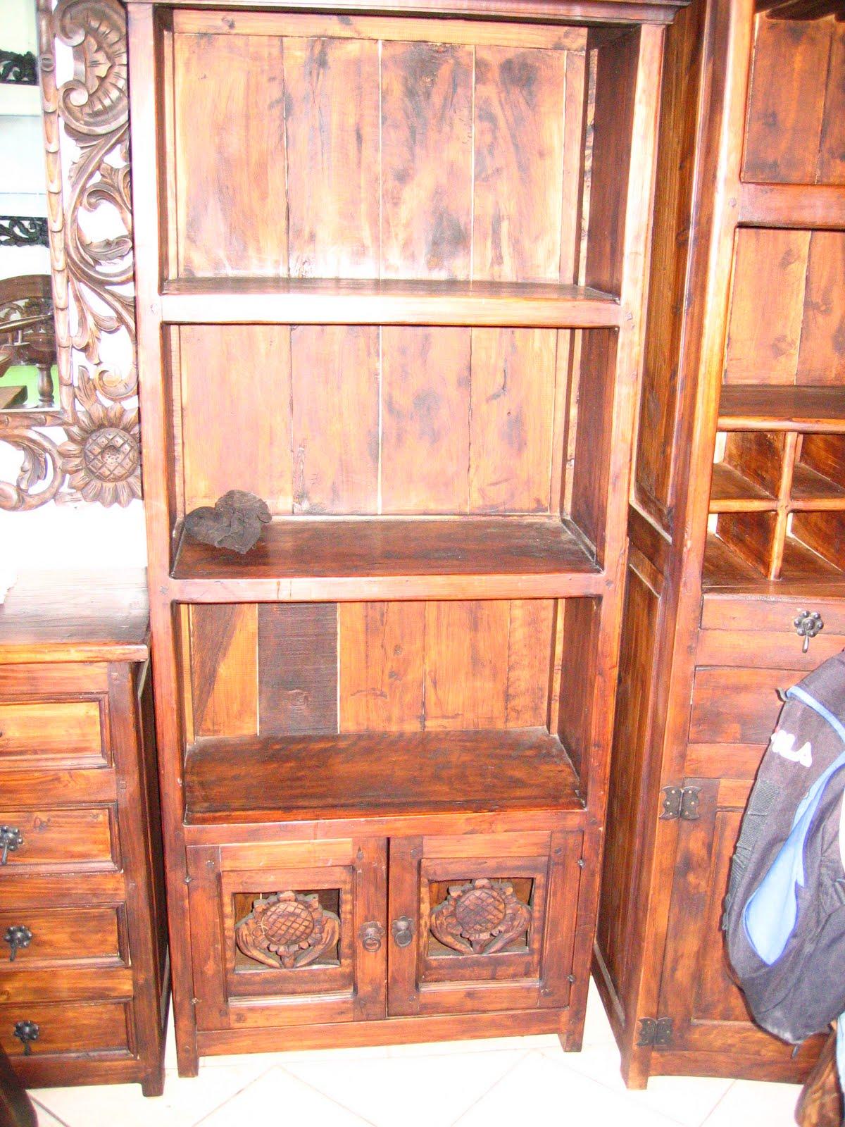 Muebles rusticos muebles rusticos for Muebles vanitorios rusticos
