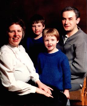 STEVENS FAMILY IN 1985