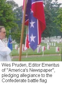 wes pruden confederate