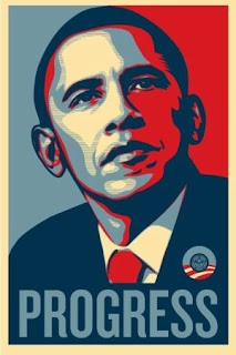 obama Shepard Fairey obey