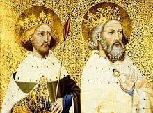 St. Edmund, Martyr & St. Edward Confessor