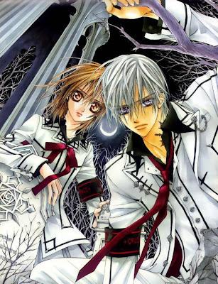 vampire knight characters. Vampire Knight characters-