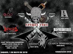 I edicion Lethalfest 2010