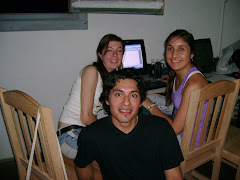 Daia, Nancy y Miguel