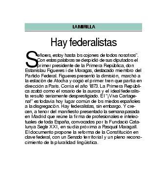 La Vanguardia 17.12.2008