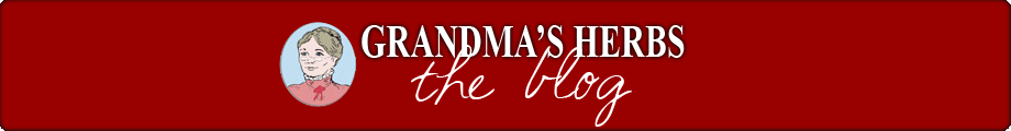 Grandma's Herbs Blog