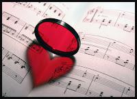 ''El amor es la mejor música en la partitura de la vida''