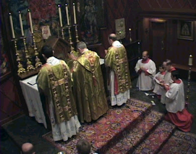 Anglican Use Tridentine