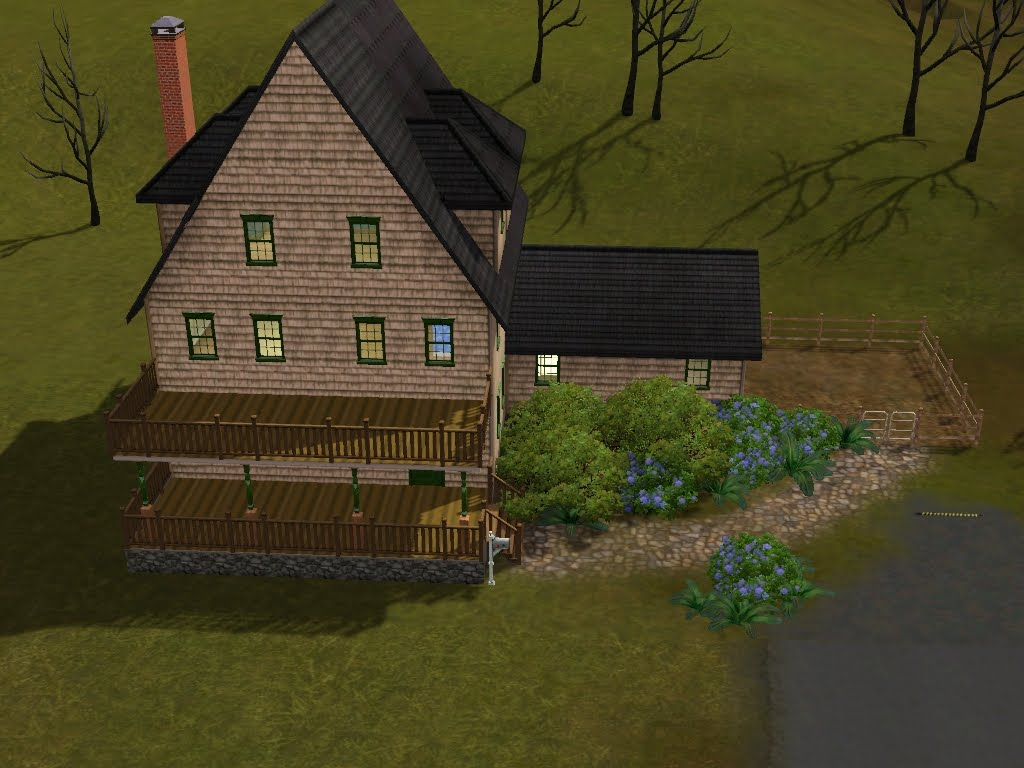 Sims 3 Home Design Hotshot Part - 22: 8am - First Job Of The Day