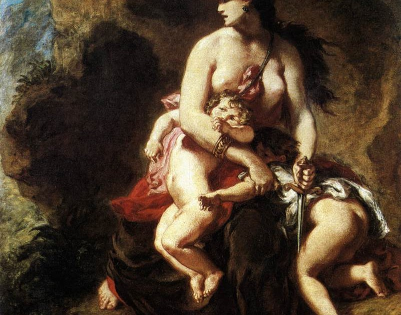 the tragedy of medea and jason from greek mythology