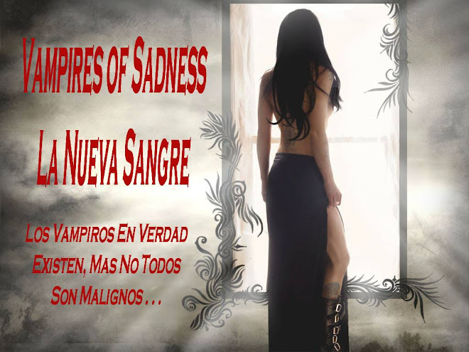 Vampires of Sadness