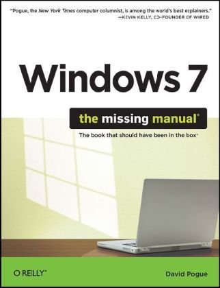 David Pogue Missing Manual