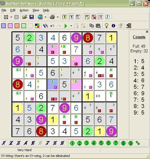 Sadman Sudoku V3 6 Puzzle Game preview 1