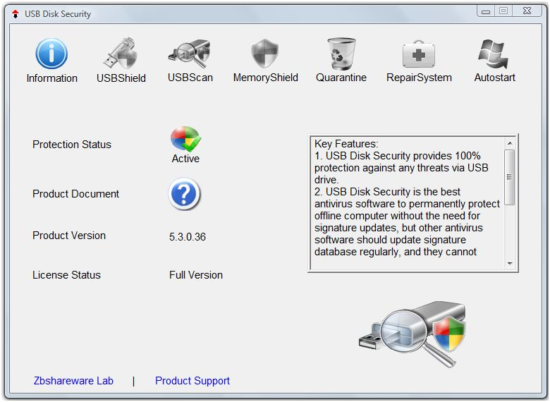 Usb disk security 5.3.0.36 software serial key downworldh33t