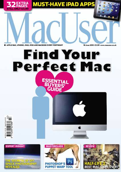 MacUser Magazine - 18 June 2010