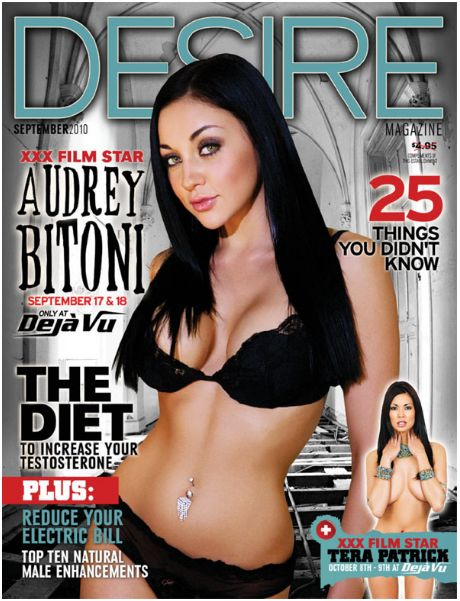 Desire Magazine Sexy Porn Stars - September 2010.rar (26.09 MB) ...