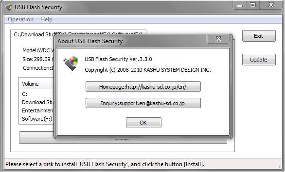Deksi usb security 1 9 0 0