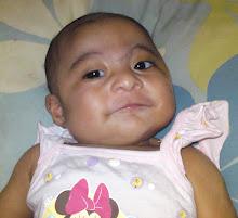 4 months princess damia