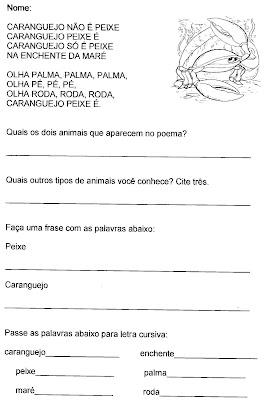 Folclore  Cantigas E Parlendas