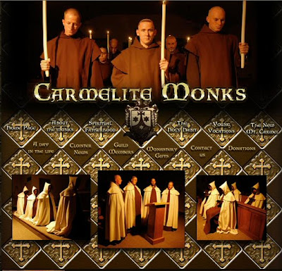 roman catholic vocations carmelite monks in wyoming 3