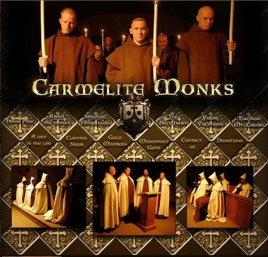 roman catholic vocations carmelite monks in wyoming 3