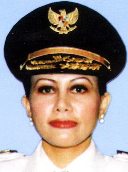 Prof. Dr. Hj. Ratu Atut Chosiyah, SE, MBA, MSi, MSc