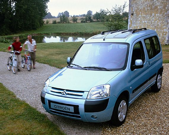 Mundoautomotores Citroen Berlingo