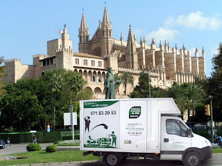 Palma de Mallorca, nueva delegación en Baleares de eco Shredder destrucción de Documentos