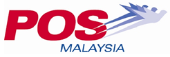 Delivery by Pos Malaysia