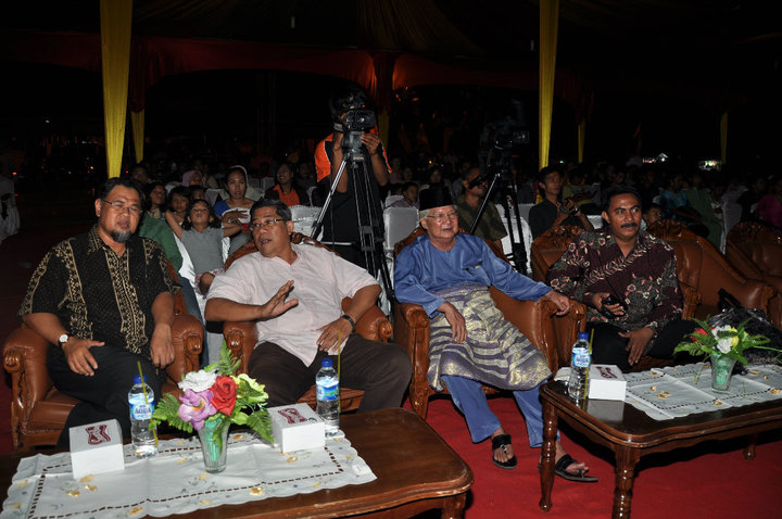 Acara Ultah Pekanbaru 17 Juni 2010