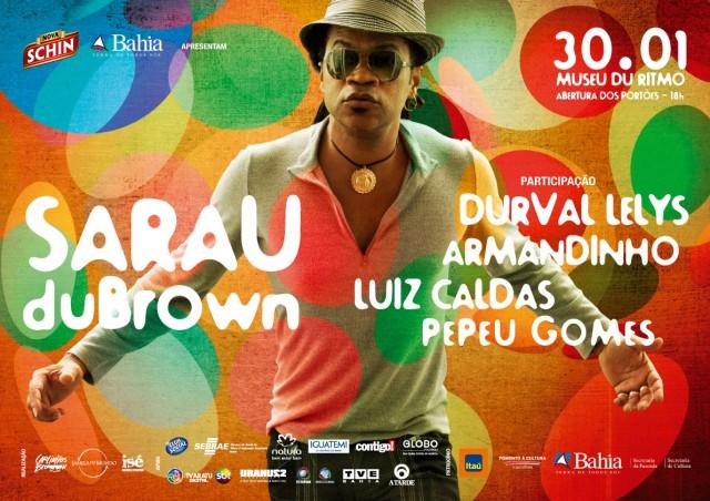 02b2f7cbc0 No próximo domingo (30 01) Durval será um dos convidados do Sarau du Brown