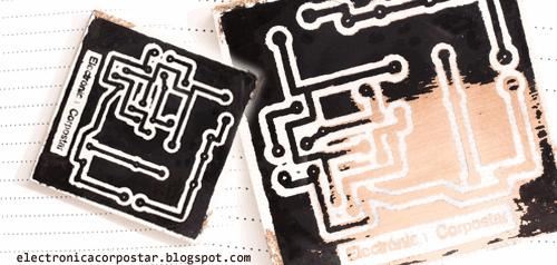 limpieza tóner placa cobre