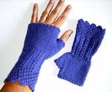 Morgana Fingerless Gloves