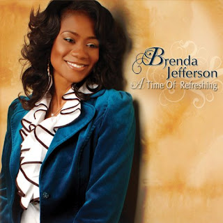 Brenda Jefferson - A Time Of Refreshing (2007)