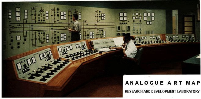 Analogue Art Map Research and Development Laboratory