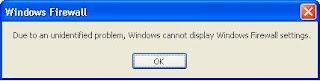 Broken Firewall