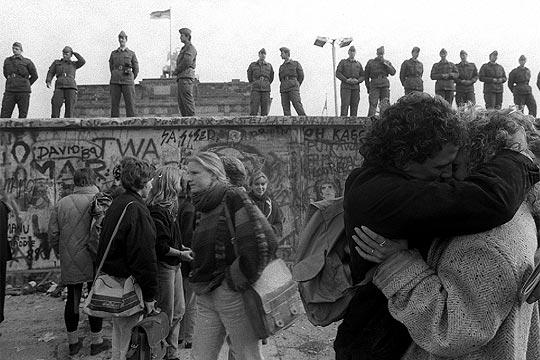 """"""" El Muro de Berlin"""""""